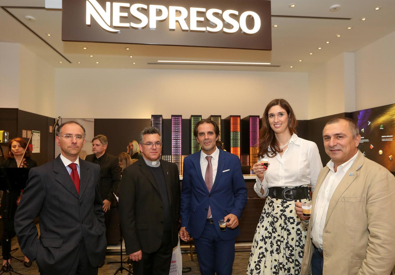 1ª Boutique Nespresso na Madeira