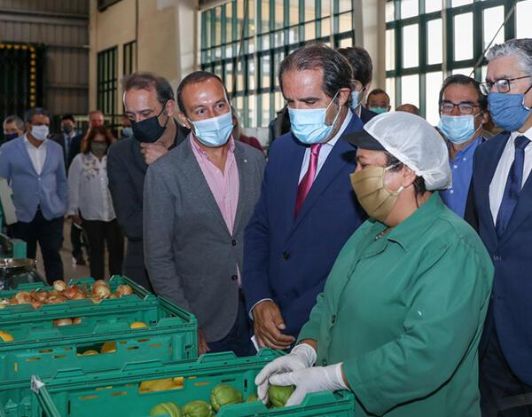 Região vai criar fundo para apoiar exportações de produtos hortícolas