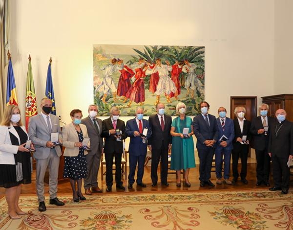 A Região homenageia hoje nove pessoas e instituições da Região.