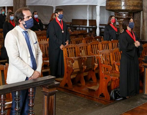 Eucaristia celebrou o dia do Advogado