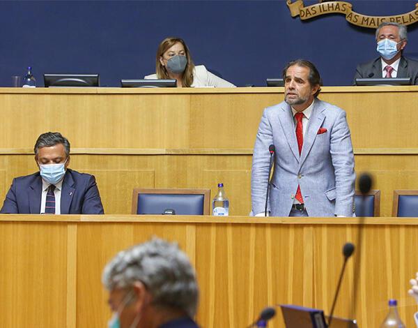Empresas regionais apoiadas em 164 milhões de euros