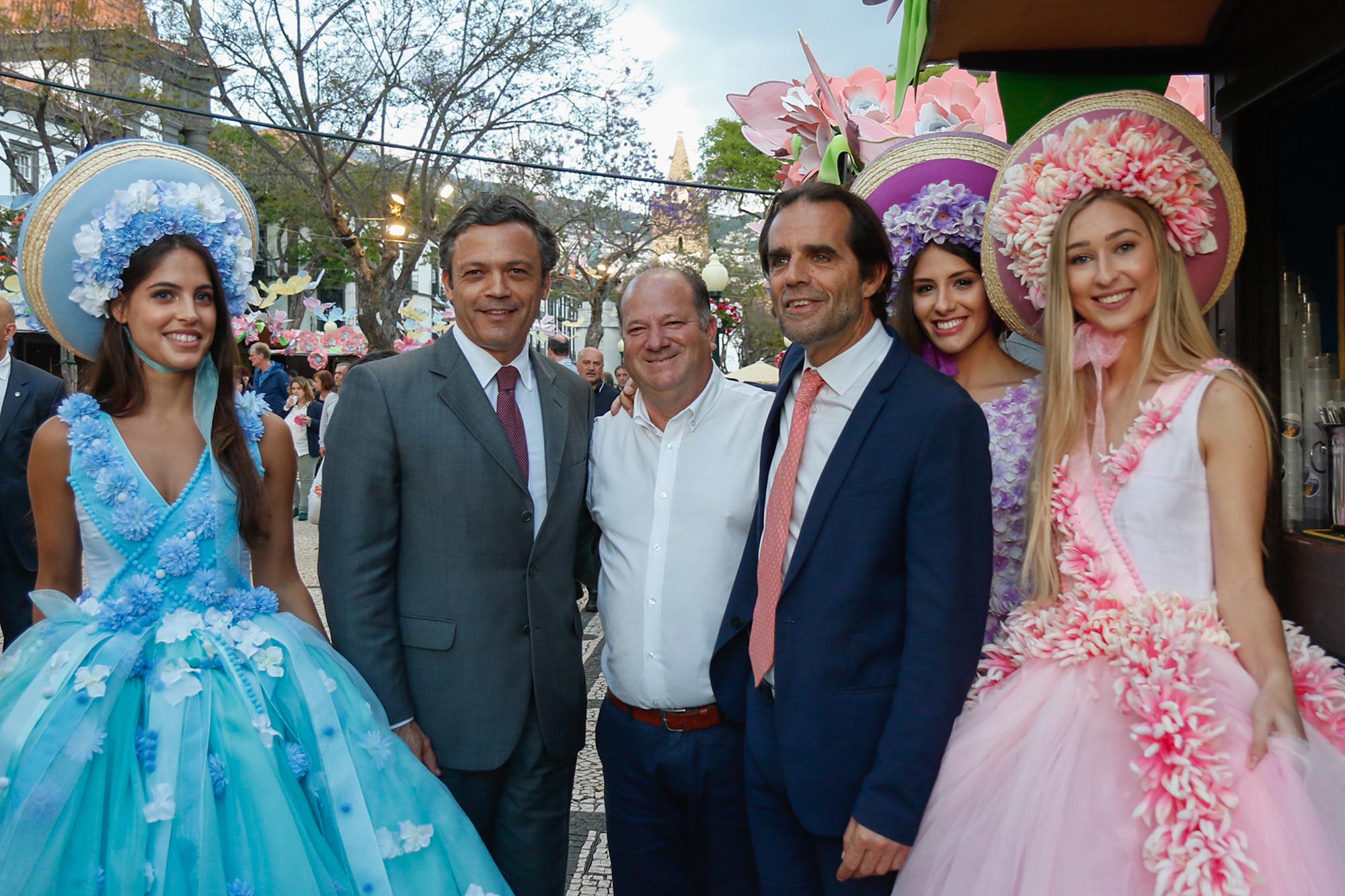 Festa da Flor tem todas as condições para ser o principal cartaz turístico da Região