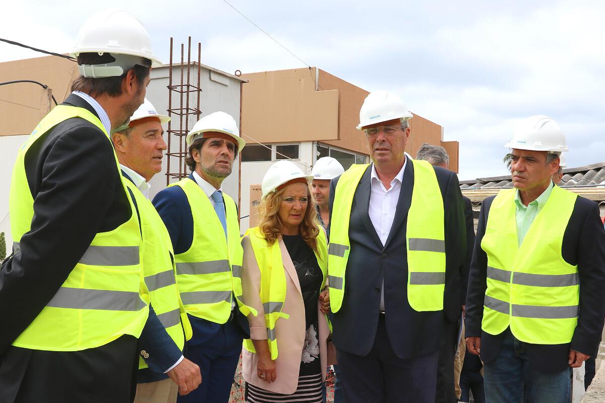 Nova Escola do Porto Santo pronta em 2019