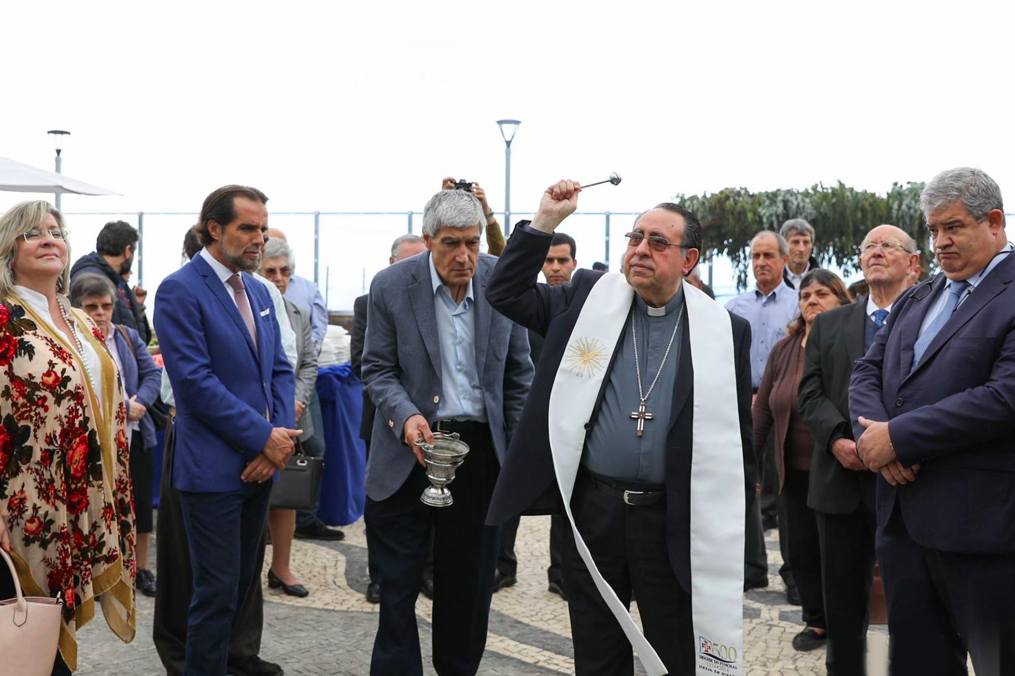 Governo apoia obras de aumento e reabilitação da Casa de Saúde S. João de Deus