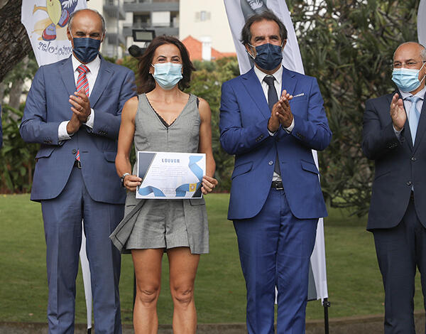 Governo homenageia madeirenses presentes nos Olímpicos de Tóquio