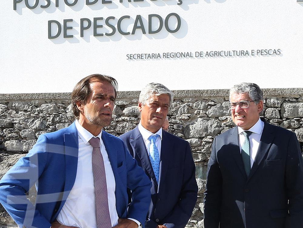 Obras beneficiam Posto de Receção de Pescado do Porto Moniz