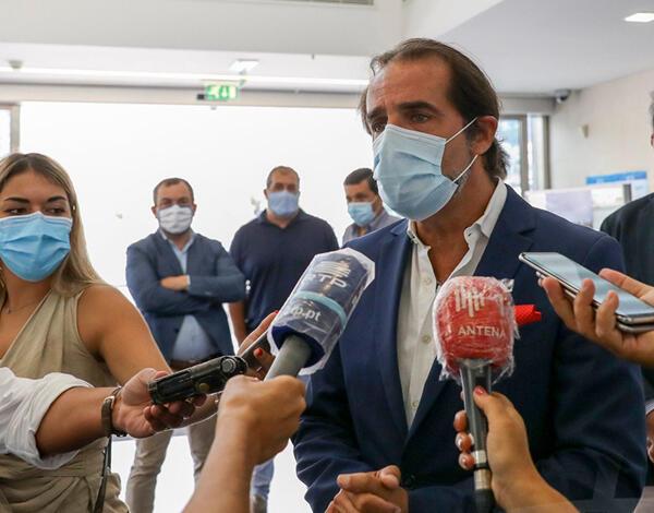 Retoma dos cruzeiros depende da evolução da pandemia