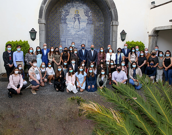 Albuquerque presente na entrega de Prémio Literário Juvenil alusivo ao Dia de Portugal