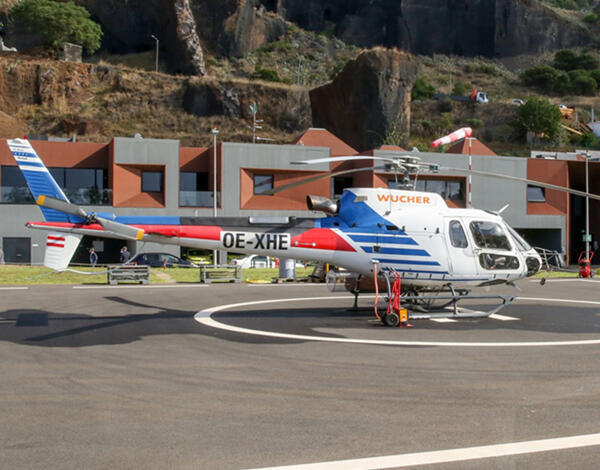 Madeira vai ter helicóptero todo o ano