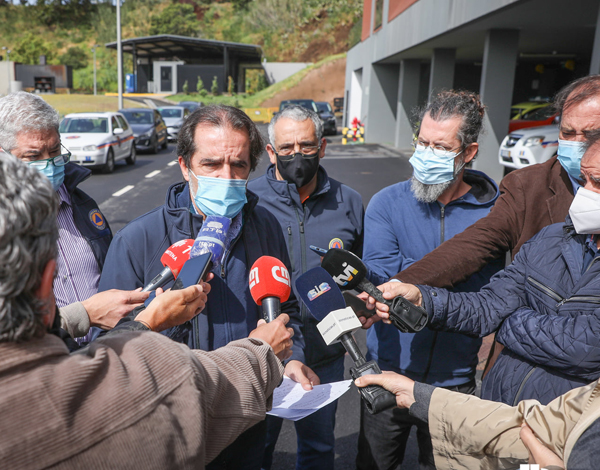 Índices mais elevados de pluviosidade registados no Funchal