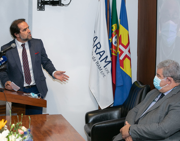 Apresentado Centro Internacional de Investigação do Cancro e Doenças Prevalentes da Madeira