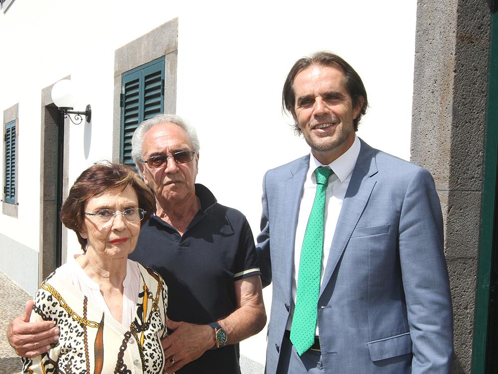Miguel Albuquerque inaugurou Unidade de Reabilitação