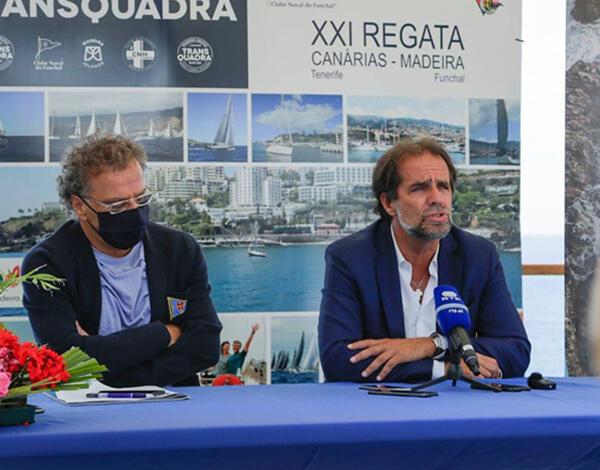 Albuquerque enaltece retorno das regatas aos mares madeirenses