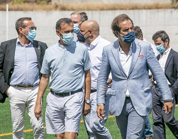 Concurso para o estádio do Ribeiro Real lançado até final deste ano