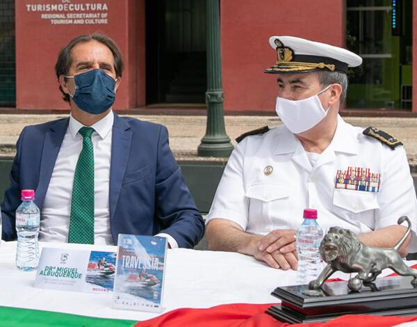 Albuquerque garante aposta nas Selvagens e reforça opção pelo aproveitamento do mar