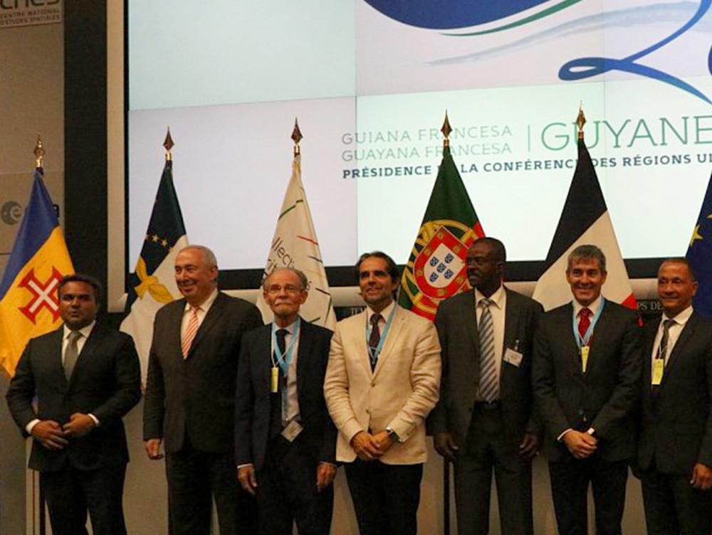 Regiões Ultraperiféricas exigem maior compromisso da Comissão Europeia em Política de Coesão pós 2020