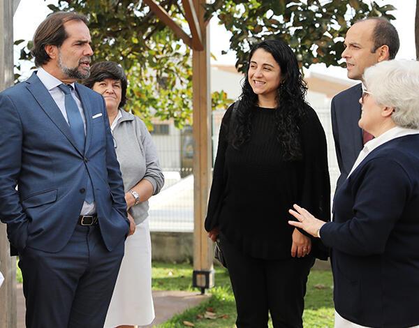 Centro da Sagrada Família com apoio para melhorar as instalações