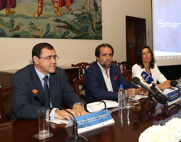 Madeira pioneira na inovação europeia em saúde digital
