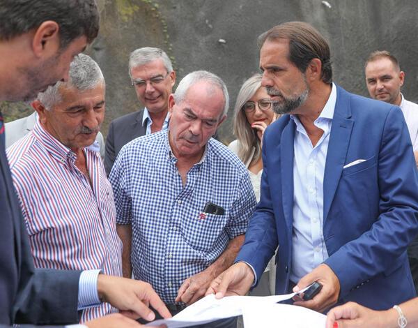 Execução da Via Expresso Ribeira de São Jorge – São Jorge representa investimento de 38 milhões de euros