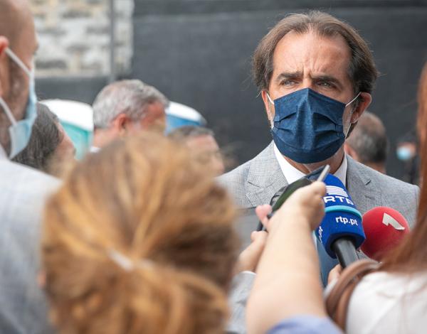 Região adotará recomendação para o uso de máscara