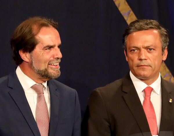 Albuquerque aberto a uma solução para as questões com a República