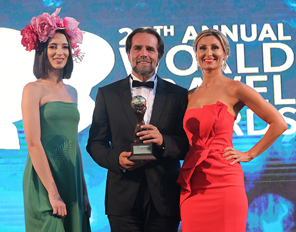 Madeira eleita Melhor Destino Insular da Europa pela sexta vez