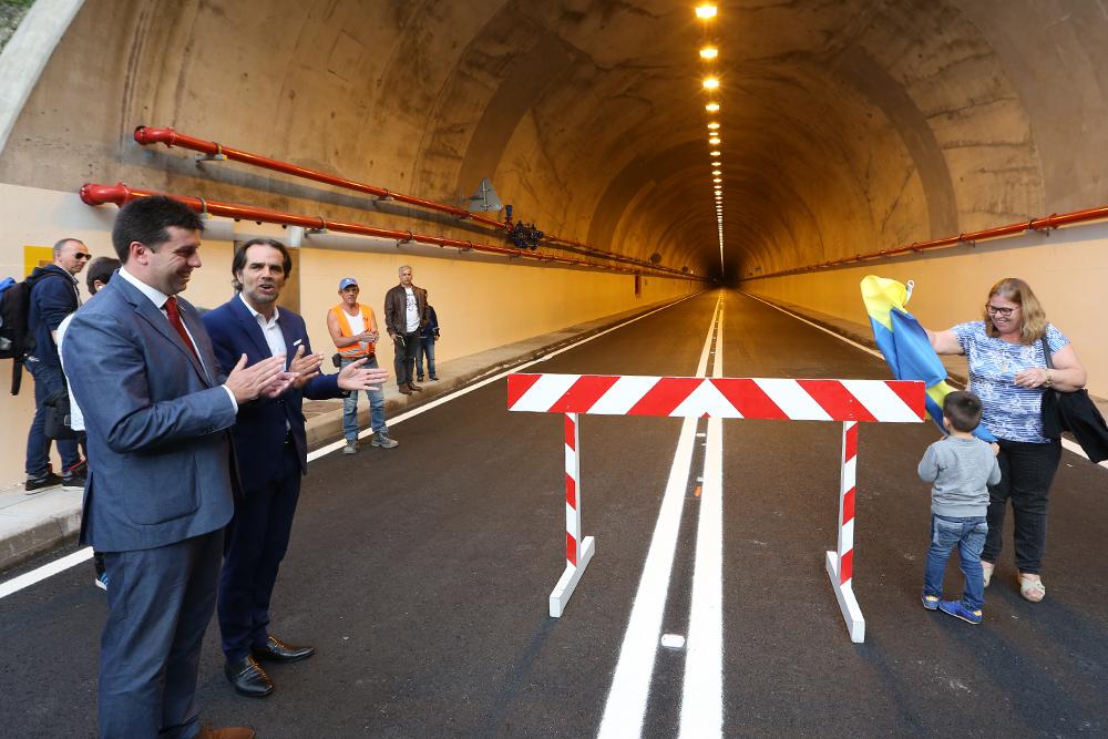 Via Expresso entre Boaventura e São Vicente está concluída