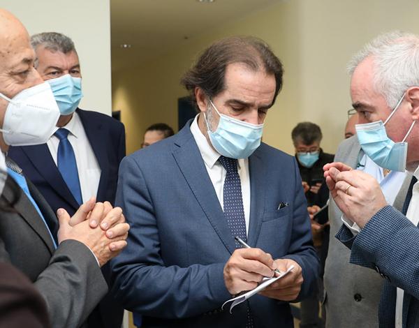 Processo só termina quando toda a gente estiver vacinada