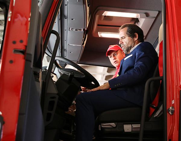 Seis novos veículos reforçam dispositivo de combate aos incêndios 2019