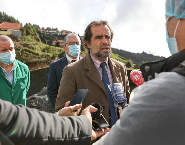 Governo Regional garante apoio de 3 milhões de euros para o setor agrícola e agroindustrial