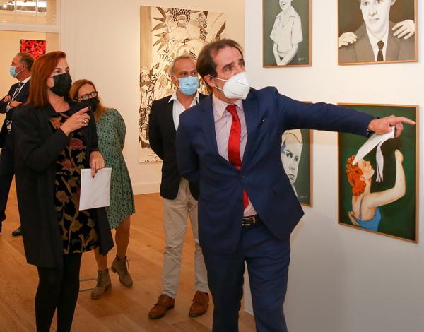 """Exposição coletiva """"Whose Masks"""" patente até 4 de junho na Quinta Magnólia – Centro Cultural"""