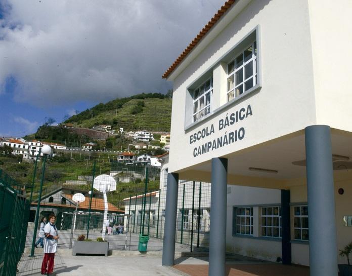 Reunião CFAL-Condições de Funcionamento do Ano Letivo - Escola Básica do 1.º ciclo com Pré-Escolar do Campanário