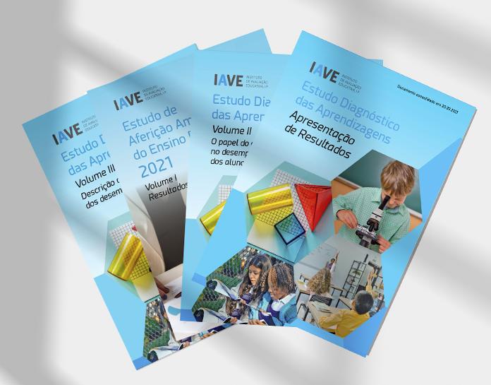Estudo Diagnóstico das Aprendizagens 2021- IAVE