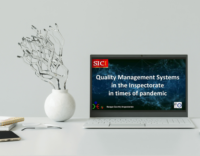 SICI WEBINAR: Inspectorate's Quality Management Systems in times of pandemic
