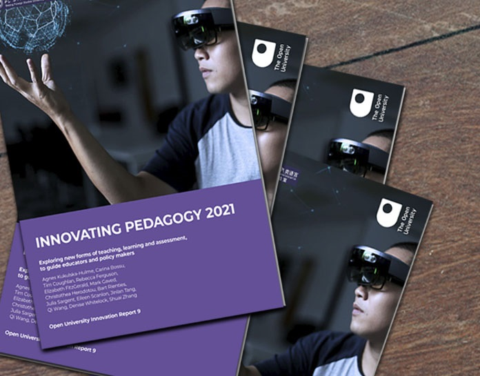 Innovating Pedagogy 2021-Exploring new forms of teaching, learning and assessment, to guide educators and policy makers