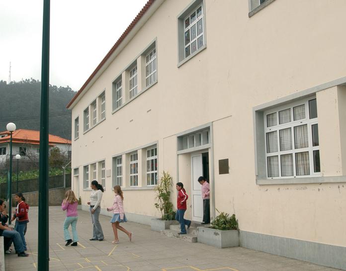 Reunião CFAL-Condições de Funcionamento do Ano Letivo - Escola Básica do 1.º ciclo com Pré-Escolar do Jardim da Serra
