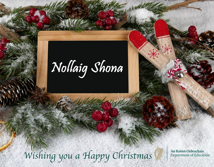 We would like to wish you a happy and peaceful Christmas  and hope you enjoy time with your family during the holidays.