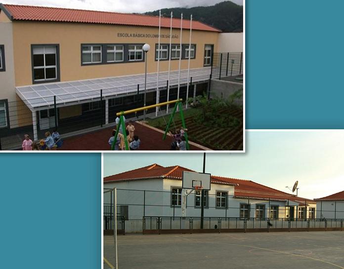 Reunião CFAL-Condições de Funcionamento do Ano Letivo - Escola Básica do 1.º ciclo com Pré-Escolar de São João e São Paulo