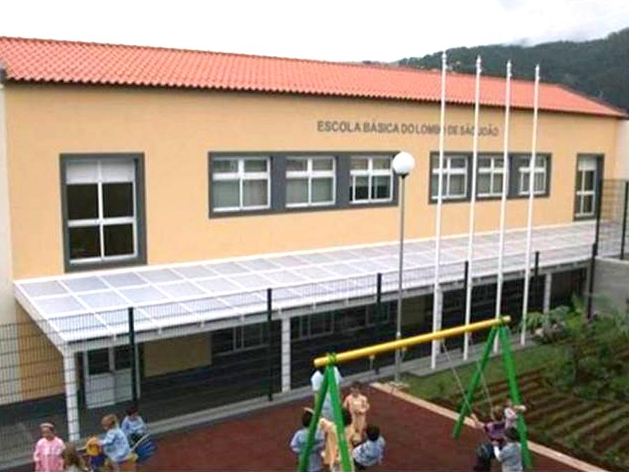 Desenvolvimento das Aprendizagens na Escola do 1.º ciclo com Pré-Escolar do Lombo de São João, Ribeira Brava.