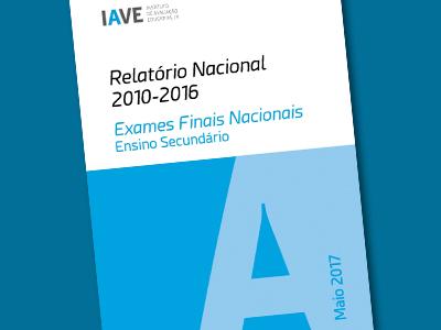 Relatório dos Exames Finais Nacionais, Ensino Secundário - 2010-2016