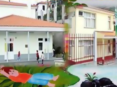 Learning Development in Faial-Santana Lower Primary School (1st, 2nd, 3rd and 4th grades) with Pre-school and Nursery