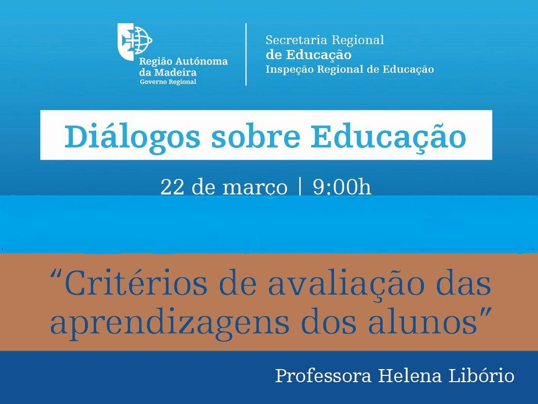 Session Room of Francisco Franco Secondary School – Criteria for assessing students' learning – evaluating to classify or evaluating to improve students' learning? Presentation of a path