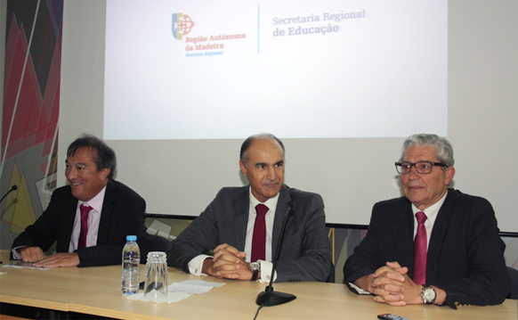 Apresentação da missão e perspetiva da Inspeção Regional de Educação
