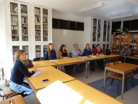 Apresentação da missão e perspetiva da Inspeção Regional de Educação no Porto Santo