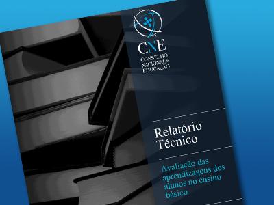 Relatório CNE - Avaliação das aprendizagens dos alunos no ensino básico