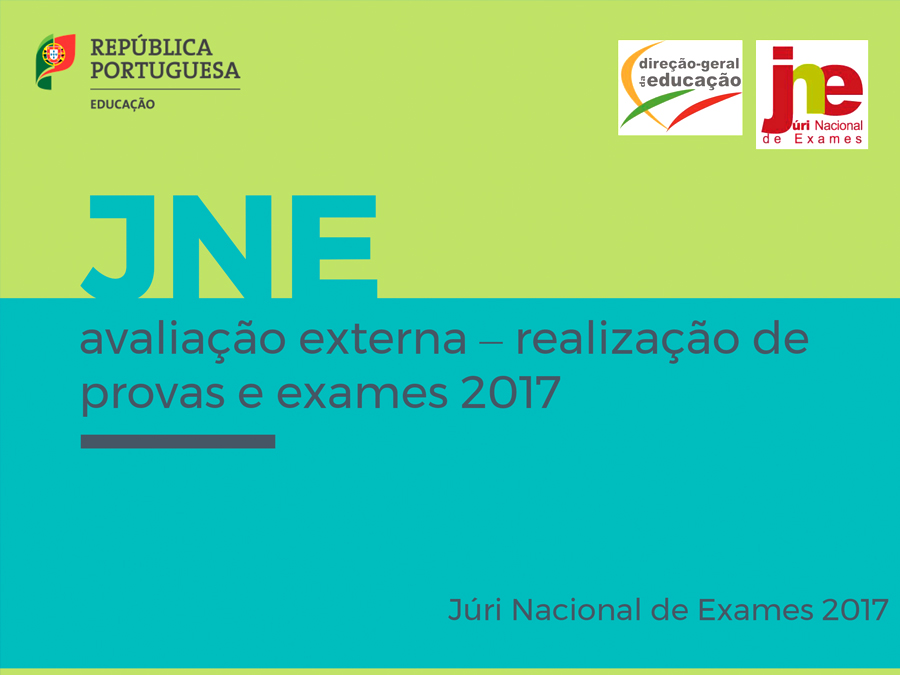| Presentation of the National Jury of Exams in Madeira Island Schools, 2017, higher primary and lower secondary school