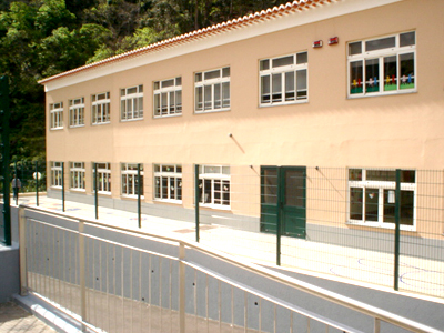 School Year Organisation at the Lower Primary School with Pre-School of Serra de Água