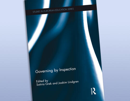 """Publication of the book: """"Studies in European Education Series"""""""
