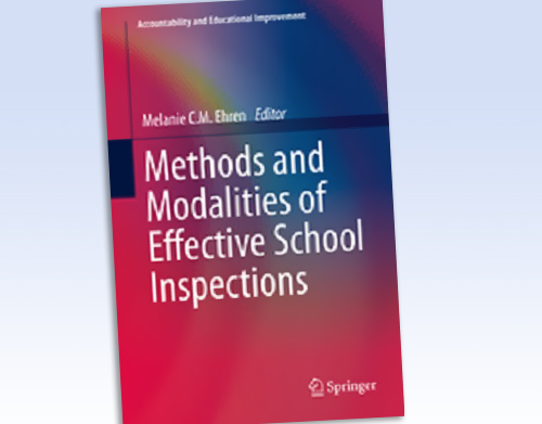 "Publicação do livro ""Methods and Modalities of Effective School Inspections"""