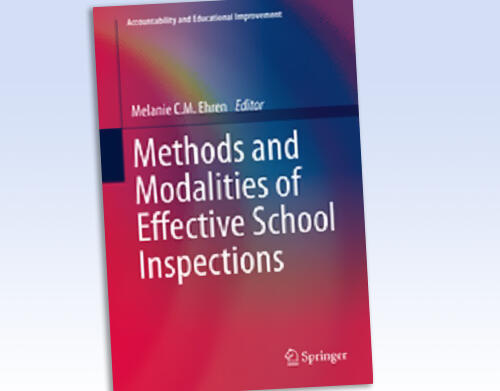 """Publication of the book: """"Methods and Modalities of Effective Scholl Inspections"""""""